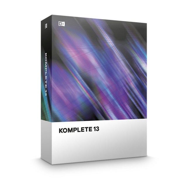 Native Instruments/KOMPLETE 13【在庫あり】