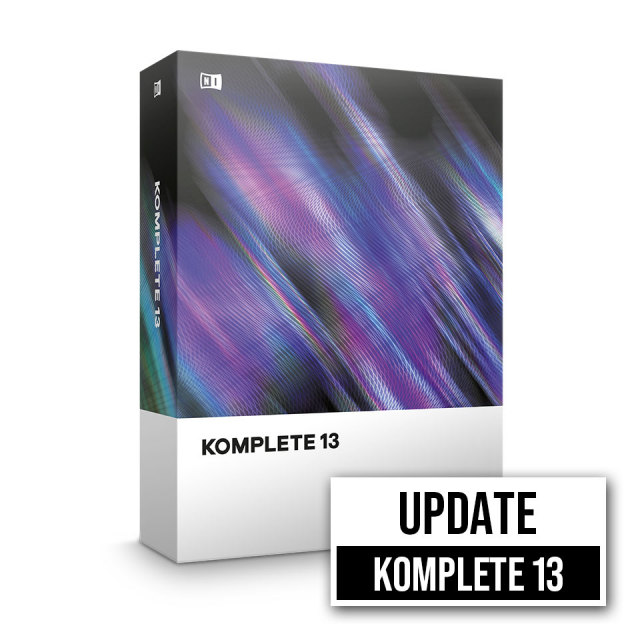 Native Instruments/KOMPLETE 13 UPD【在庫あり】