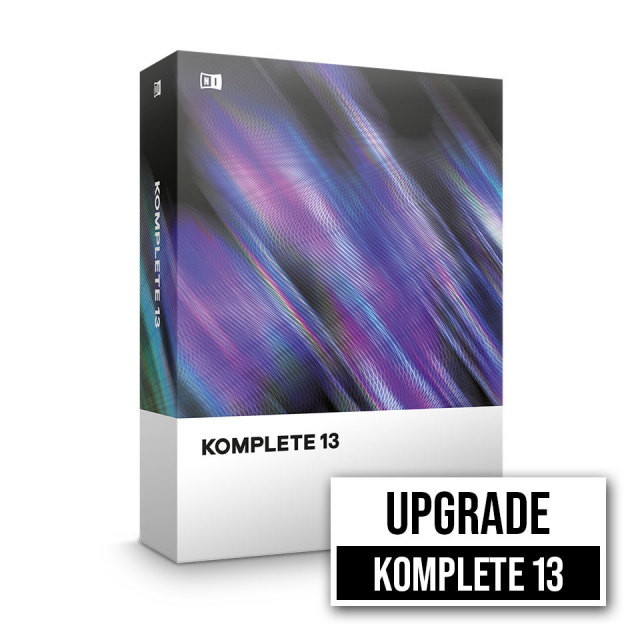 Native Instruments/KOMPLETE 13 UPG【在庫あり】