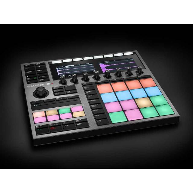 Native Instruments/MASCHINE +【~5/11 期間限定Expansionsプレゼントキャンペーン】【お取り寄せ商品】