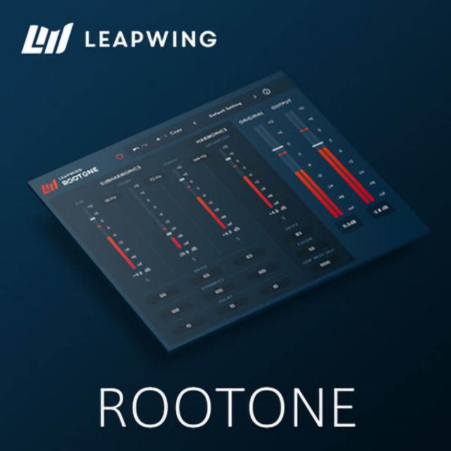 LEAPWING AUDIO/ROOTONE【オンライン納品】【在庫あり】