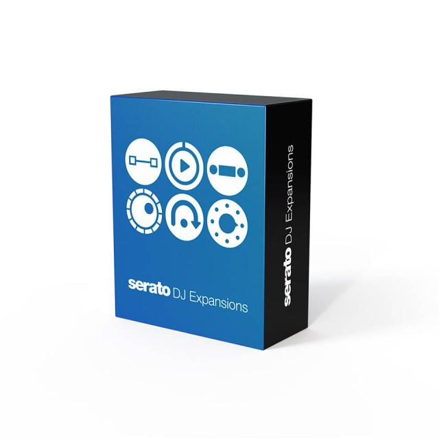 SERATO/Serato DJ Expansions【オンライン納品】