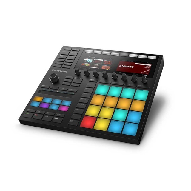 Native Instruments/MASCHINE MK3【10月6日発売予定 ご予約受付中】【初回限定OYAIDE/d+ USB 2.0 Class B / 1.0プレゼントキャンペーン】