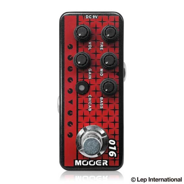 MOOER/Micro Preamp 016 PHOENIX【在庫あり】【送料無料】