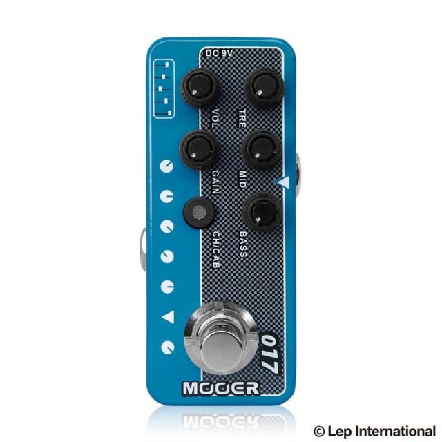 MOOER/Micro Preamp 017 CALI MK IV【在庫あり】【送料無料】