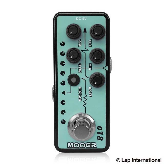 MOOER/Micro Preamp 018 CUSTOM 100