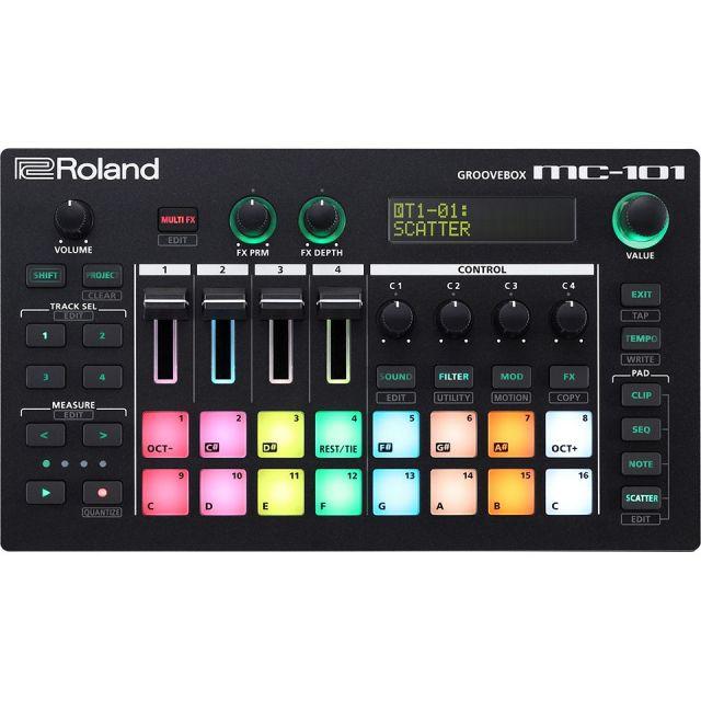 Roland/MC-101【在庫あり】