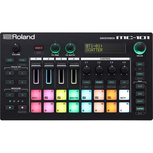 Roland/MC-101 GROOVEBOX