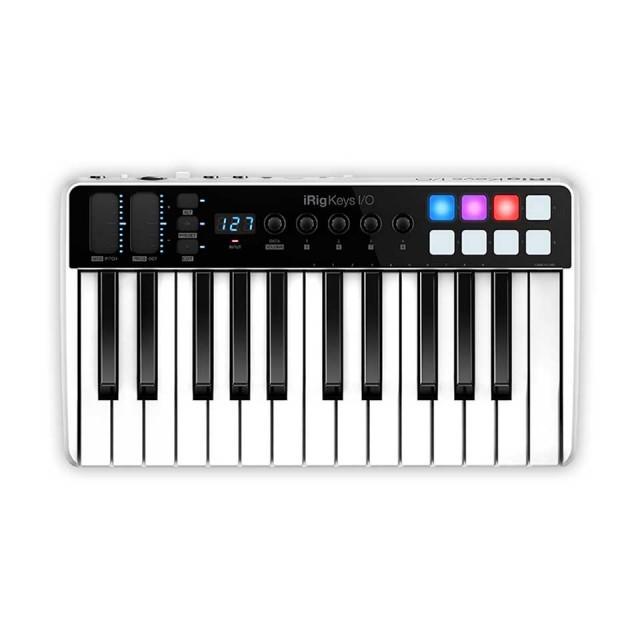IK Multimedia/iRig Keys I/O 25【1809R1】【在庫あり】【Workstation to Go!プロモーション】