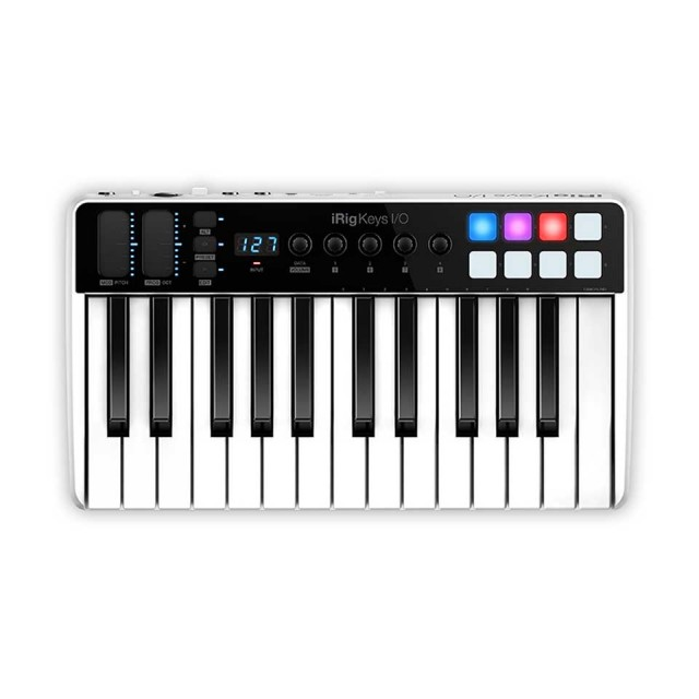 IK Multimedia/iRig Keys I/O 25