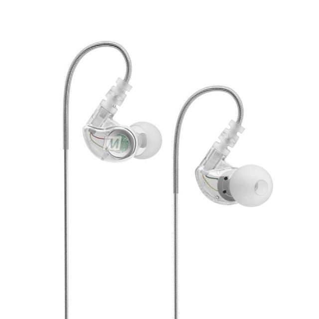 MEE Audio/M6 2nd Generation Clear【在庫あり】