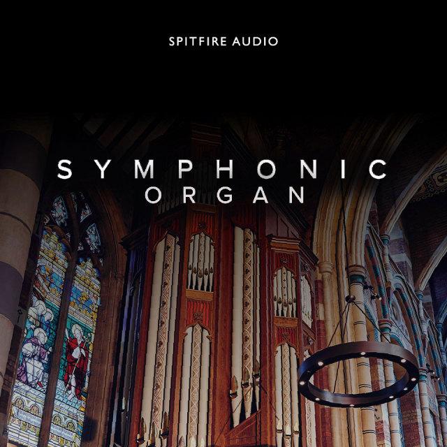 SPITFIRE AUDIO/SYMPHONIC ORGAN【オンライン納品】【在庫あり】