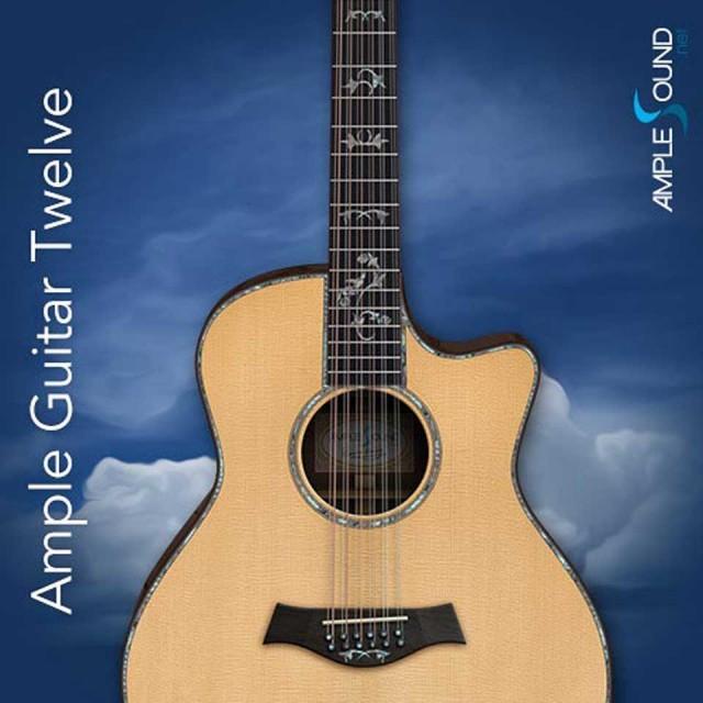 AMPLE SOUND/AMPLE GUITAR TWELVE II【オンライン納品】【在庫あり】