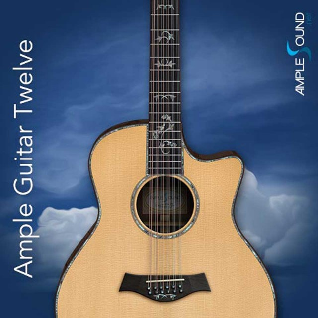 AMPLE SOUND/AMPLE GUITAR TWELVE III【オンライン納品】【在庫あり】