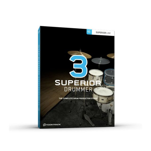 TOONTRACK/SUPERIOR DRUMMER 3