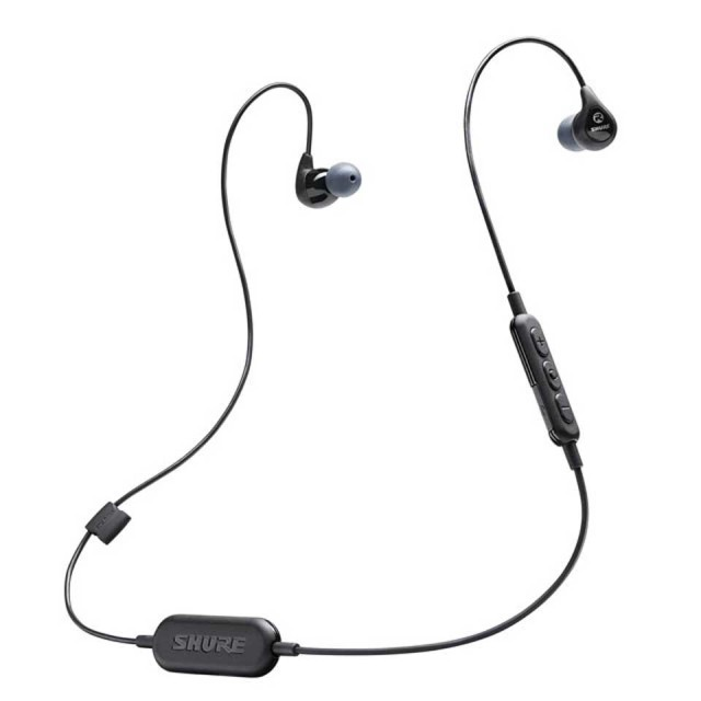 SHURE/SE112-K-BT1-A【Bluetooth】