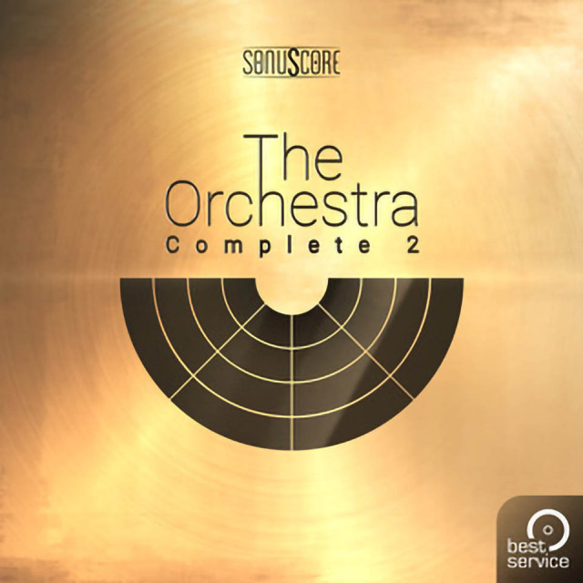 Best Service/THE ORCHESTRA COMPLETE 2【オンライン納品】【在庫あり】