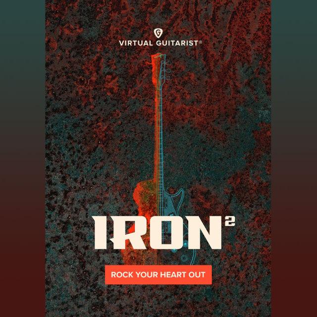 UJAM/VIRTUAL GUITARIST - IRON 2【オンライン納品】