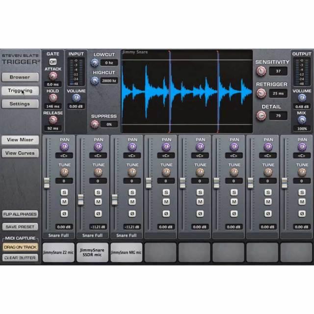 Steven Slate Audio/Trigger 2【オンライン納品】【定番】
