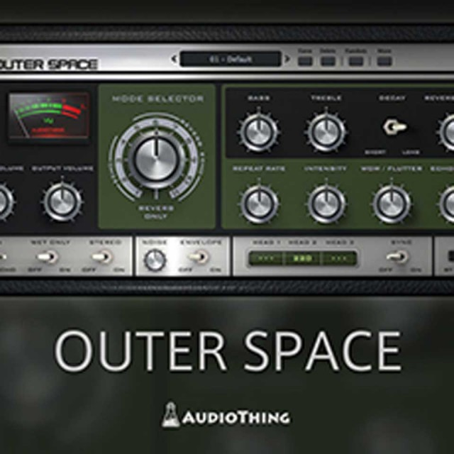 Audio Thing/OUTER SPACE【オンライン納品】【在庫あり】