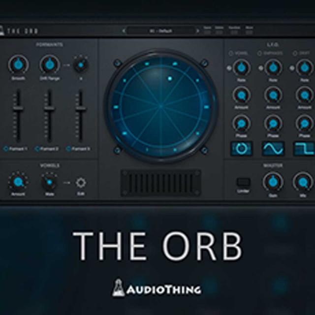 Audio Thing/THE ORB【オンライン納品】【在庫あり】