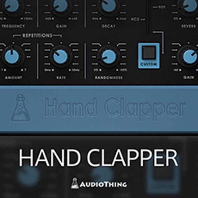 Audio Thing/HAND CLAPPER【オンライン納品】【在庫あり】