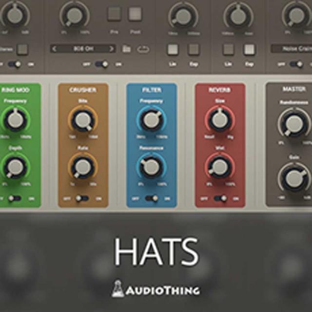 Audio Thing/HATS【オンライン納品】【在庫あり】