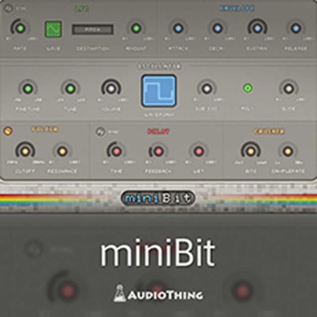 Audio Thing/MINIBIT【オンライン納品】【在庫あり】