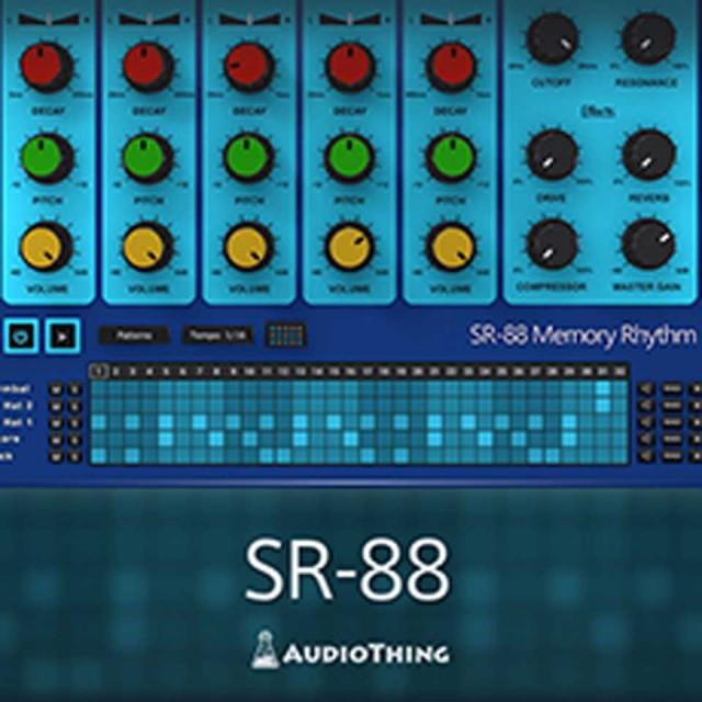 Audio Thing/SR-88【オンライン納品】【在庫あり】