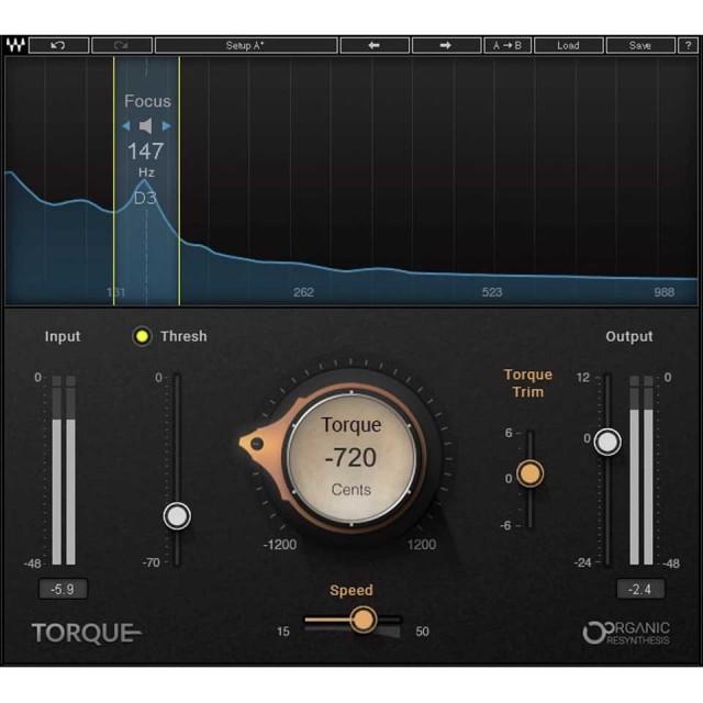 Waves/Torque【期間限定キャンペーン】【オンライン納品】【在庫あり】