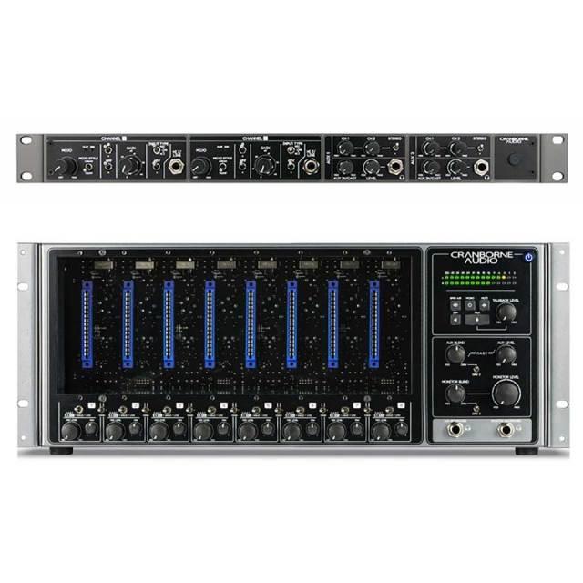 Cranborne Audio/CAMDEN EC2 + 500R8