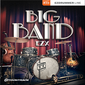 TOONTRACK/EZX - BIG BAND【オンライン納品】【在庫あり】