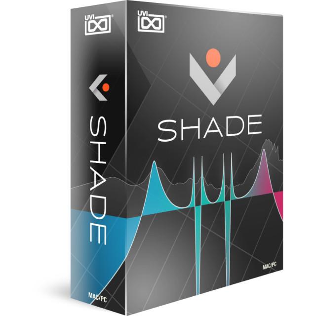 UVI/Shade【~12/3 期間限定特価キャンペーン】【オンライン納品】