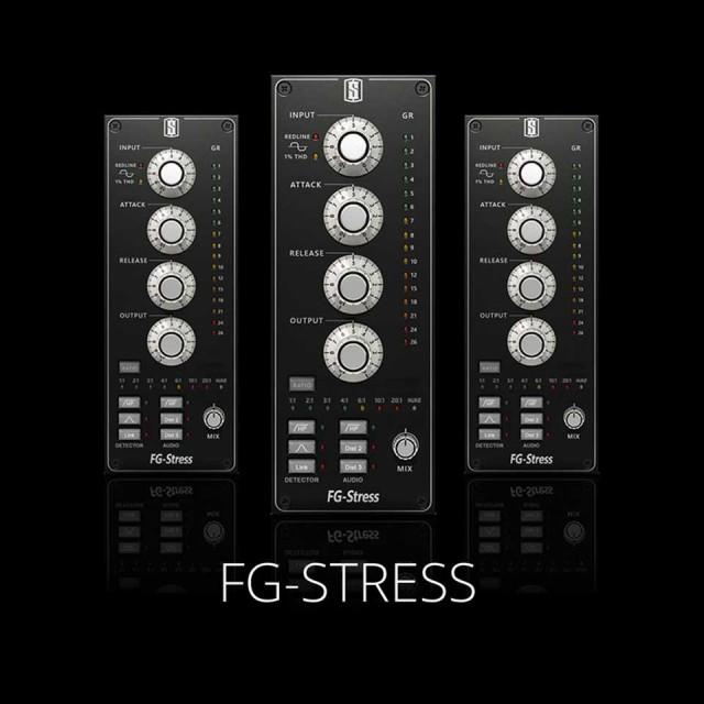 SLATE DIGITAL/FG-STRESS【オンライン納品】