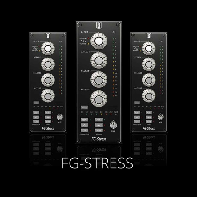 SLATE DIGITAL/FG-STRESS【オンライン納品】【数量限定特価キャンペーン】【在庫あり】