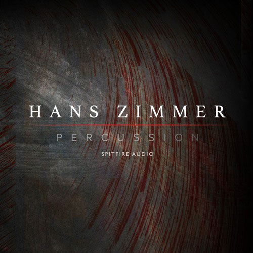 SPITFIRE AUDIO/HANS ZIMMER PERCUSSION【オンライン納品】【在庫あり】