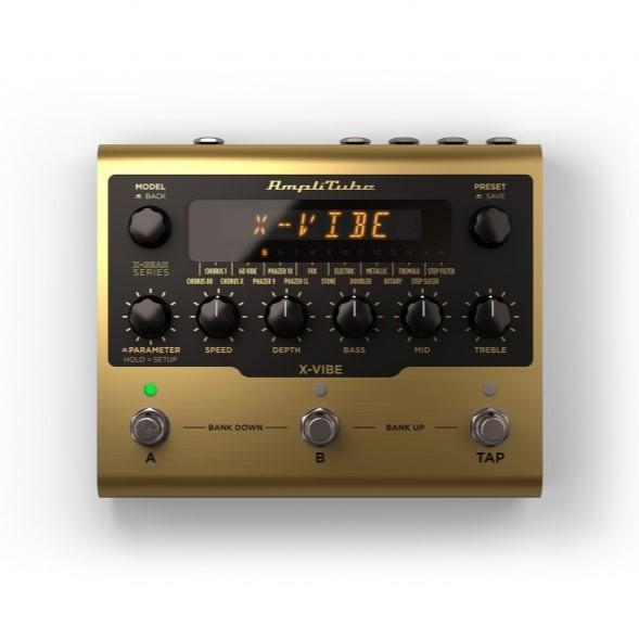 IK Multimedia/AmpliTube X-VIBE【ソフトウェア版】【オンライン納品】