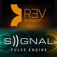 OUTPUT/REV + SIGNAL BUNDLE【オンライン納品】【在庫あり】