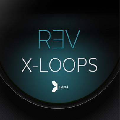 OUTPUT/REV X-LOOPS【オンライン納品】【在庫あり】