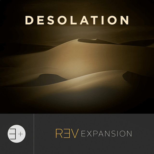 OUTPUT/DESOLATION - REV EXPANSION【~5/16 期間限定特価キャンペーン】【オンライン納品】【在庫あり】