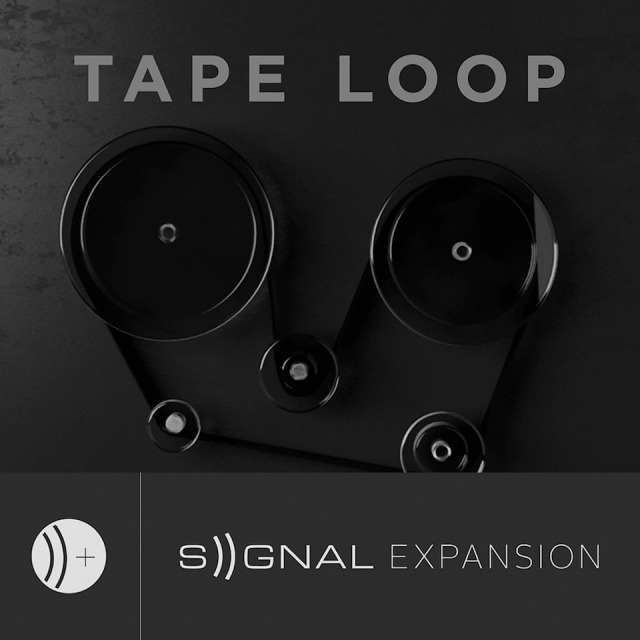 OUTPUT/TAPE LOOP - SIGNAL EXPANSION【~8/16 期間限定特価キャンペーン】【オンライン納品】【在庫あり】
