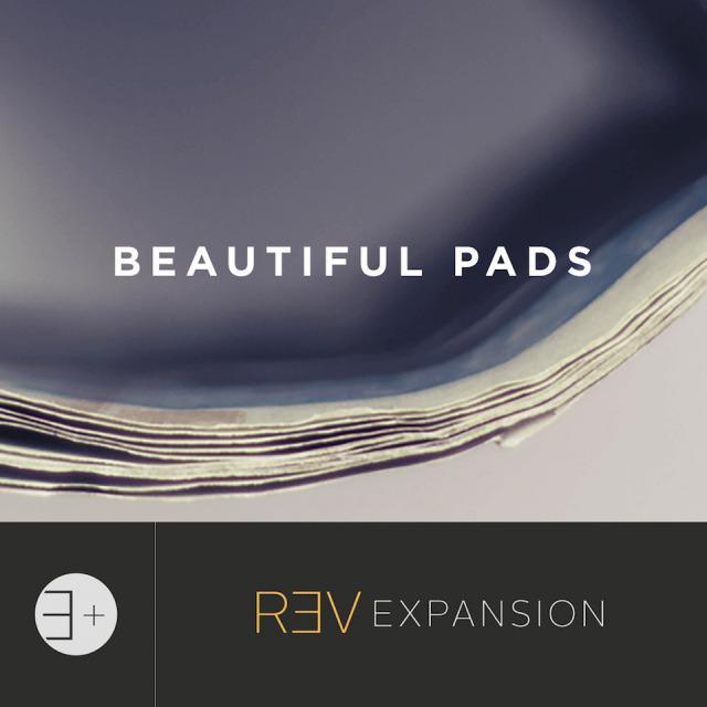 OUTPUT/BEAUTIFUL PADS - REV EXPANSION【オンライン納品】【在庫あり】