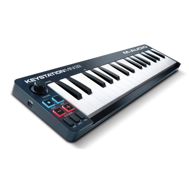 M-Audio/Keystation Mini 32 MK3【入荷待ち】【次回予定納期8月下旬】【在宅おすすめアイテム】