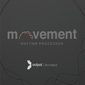 OUTPUT/MOVEMENT【期間限定特価キャンペーン】【オンライン納品】【在庫あり】