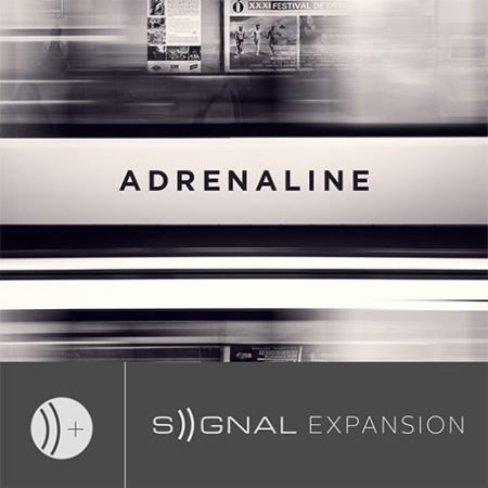 OUTPUT/ADRENALINE - SIGNAL EXPANSION【~8/16 期間限定特価キャンペーン】【オンライン納品】【在庫あり】
