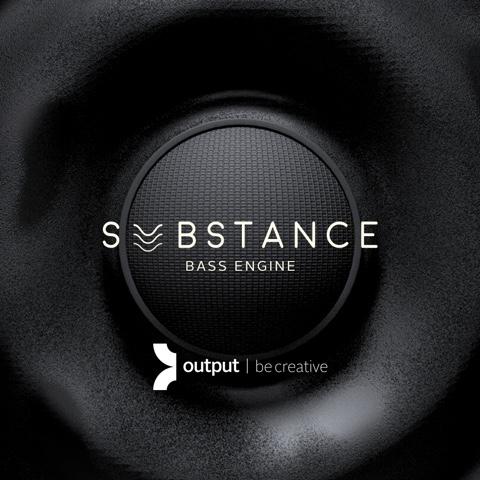OUTPUT/SUBSTANCE【オンライン納品】【在庫あり】