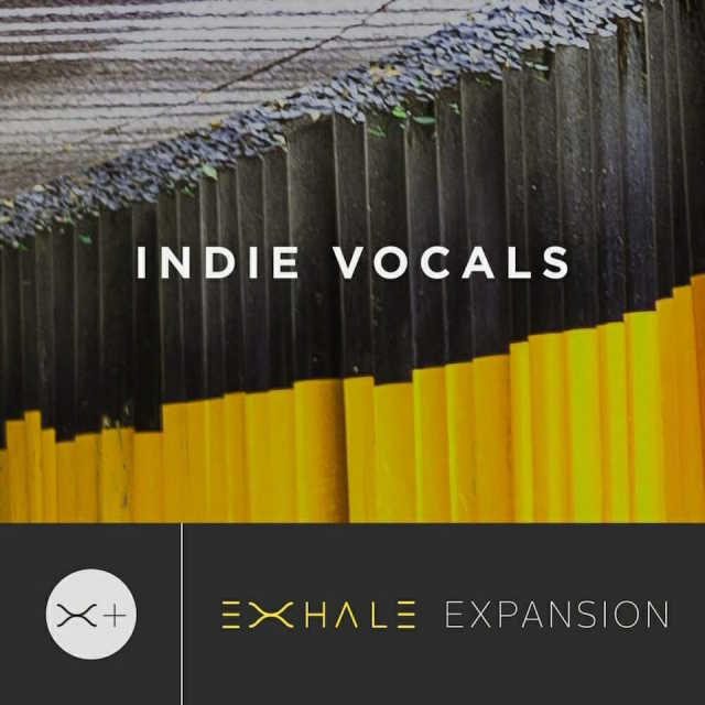 OUTPUT/INDIE VOCAL - EXHALE EXPANSION【~8/16 期間限定特価キャンペーン】【オンライン納品】【在庫あり】