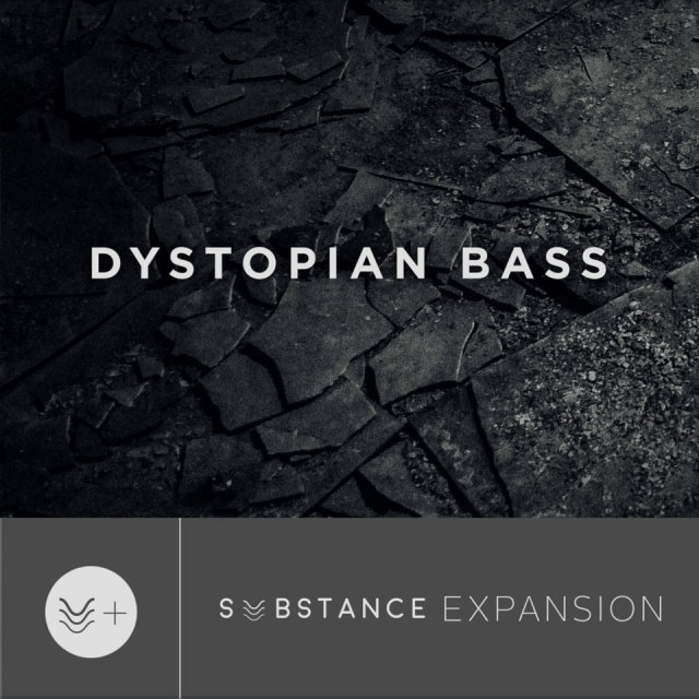 OUTPUT/DYSTOPIAN BASS - SUBSTANCE EXPANSION【オンライン納品】【在庫あり】