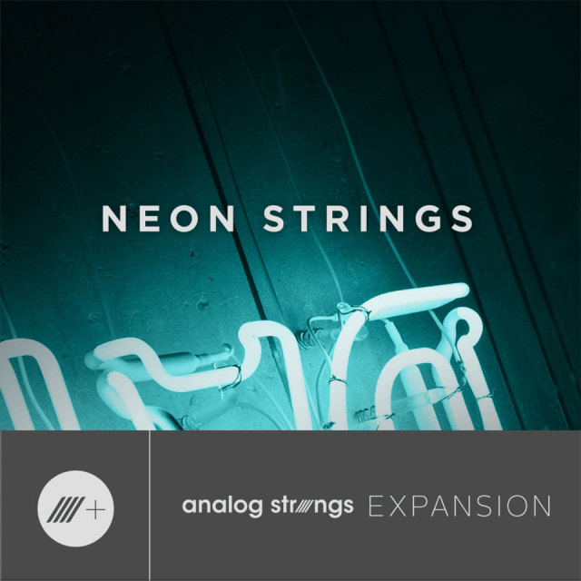 OUTPUT/NEON STRINGS - ANALOG STRINGS EXPANSION【オンライン納品】【在庫あり】