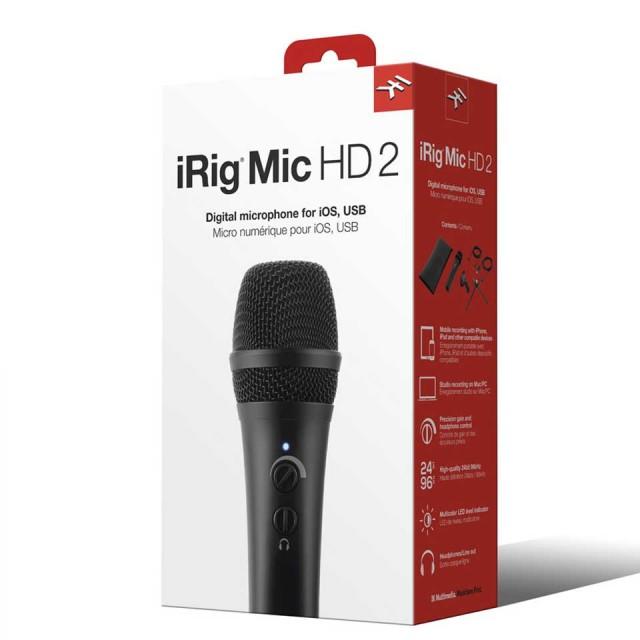 IK Multimedia/iRig Mic HD 2【在庫あり】